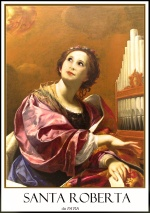 Santa Roberta da Pavia. Fotomontaggio